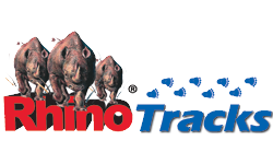 RhinoTracks Logo